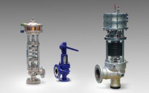 LDM safety valves